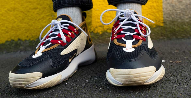 farbige Nike Schuhe